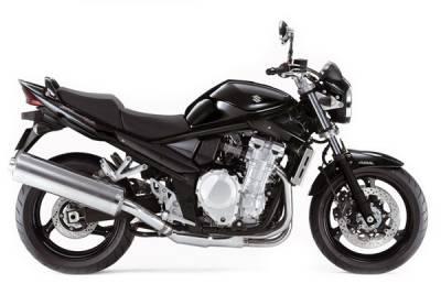 мотоцикл сузуки-бандит #10